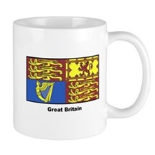 Great Britain Royal Banner Mug