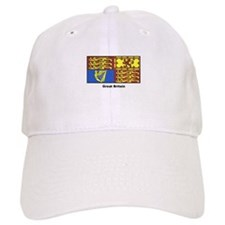 Great Britain Royal Banner Baseball Cap
