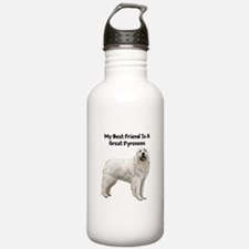 Great Pyrenees Water Bottle