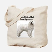 Great Pyrenees Tote Bag