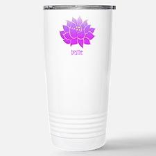 Breathe Lotus Travel Mug