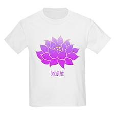 Breathe Lotus T-Shirt