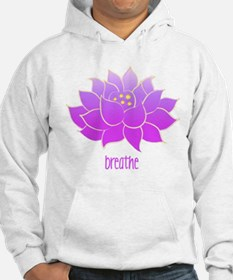 Breathe Lotus Jumper Hoody