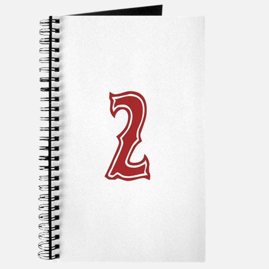 Red Sox White #2 Journal