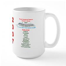 Royal Venice - Rome LOGO- Mug