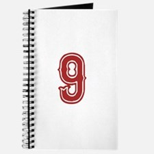 Red Sox White #9 Journal