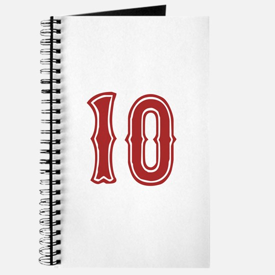 Red Sox White #10 Journal