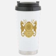 Navy Diving Medical Off Stainless Steel Travel Mug
