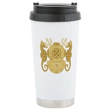 Navy Diving Medical Off Travel Mug
