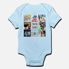 Custom Family Photo Collage Body Suit