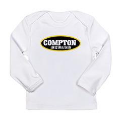 COMPTON NINJAH WEAR Long Sleeve Infant T-Shirt