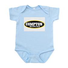 COMPTON NINJAH WEAR Infant Bodysuit
