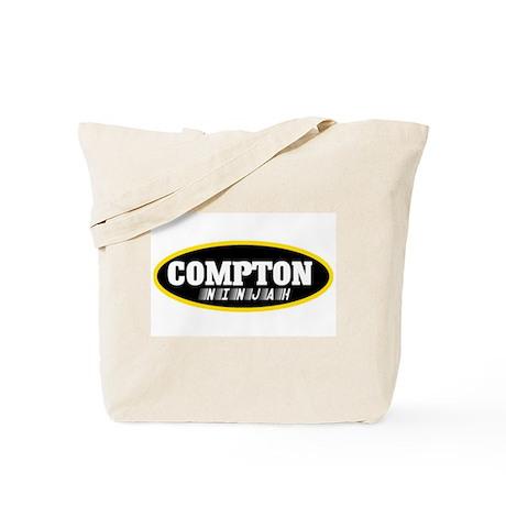 COMPTON NINJAH WEAR Tote Bag