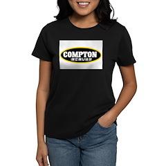 COMPTON NINJAH WEAR Women's Dark T-Shirt