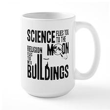 Science Vs. Religion Mug