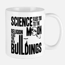 Science Vs. Religion Mug