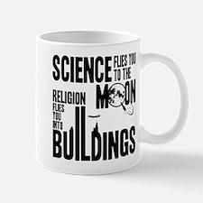 Science Vs. Religion Small Small Mug