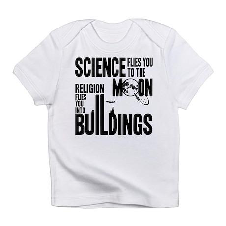Science Vs. Religion Infant T-Shirt