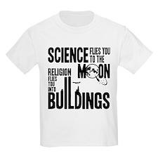 Science Vs. Religion T-Shirt