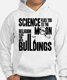 Science Vs. Religion Hoodie