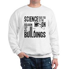 Science Vs. Religion Sweatshirt