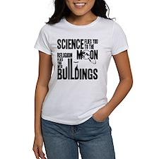 Science Vs. Religion Tee