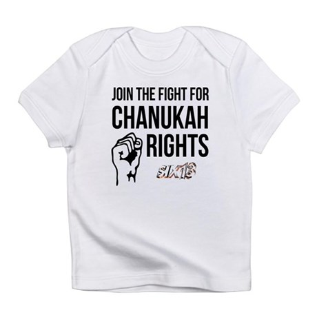 Chanukah Rights Infant T-Shirt