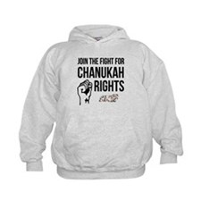 Chanukah Rights Hoodie