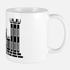 Engineer Branch Insignia - B-W Mug