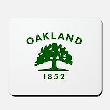 Oakland 1852 Flag Mousepad