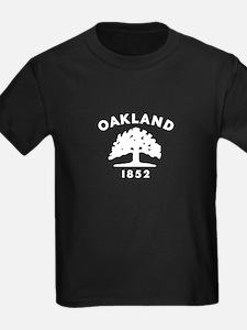 Oakland 1852 Flag T