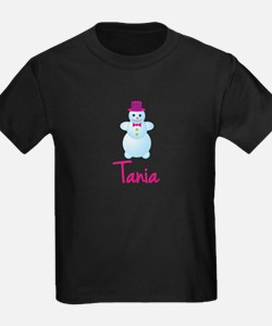 Tania the snow woman T