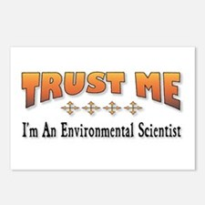 Trust E. Scientist Postcards (Package of 8)