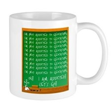 Addicted to Geocaching Mug