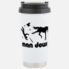 man down horseshoer Mugs