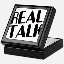 Real Talk Keepsake Box