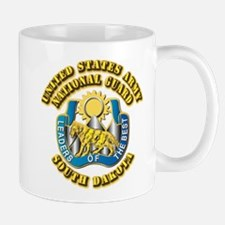 Army National Guard - South Dakota Mug