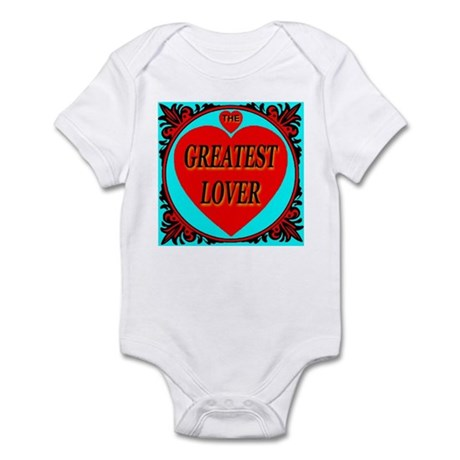 The Greatest Lover Infant Creeper