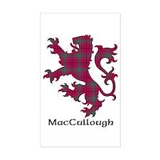 Lion - MacCullough Decal
