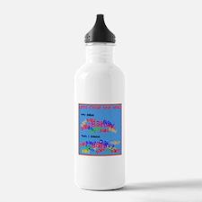 Deal of Twin Babies Babbling/ Water Bottle