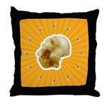 Behold The Kernel Throw Pillow