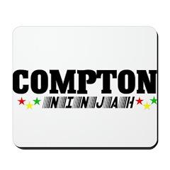 COMPTON NINJAH STARR Mousepad