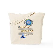 Qapla' batlh je - Tote Bag