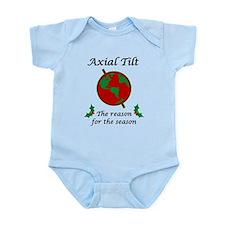 Axial Tilt Reason Season Infant Bodysuit