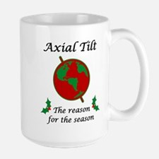 Axial Tilt Reason Season Mug
