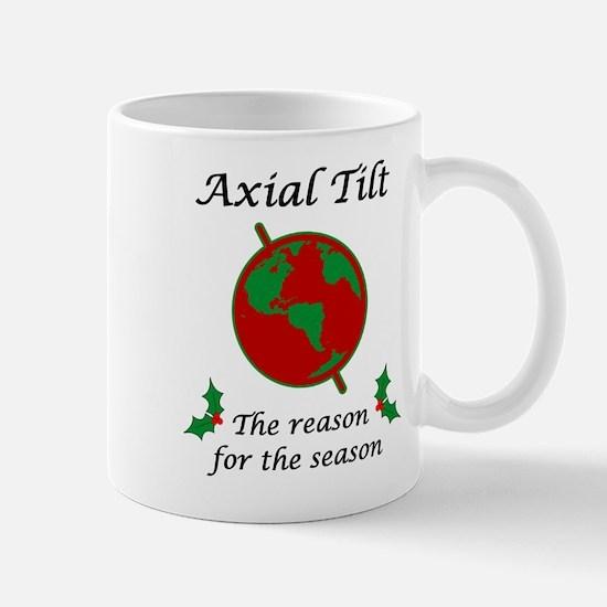 Axial Tilt Reason Season Mug