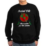 Atheist christmas Sweatshirt (dark)