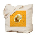 Behold The Kernel Tote Bag