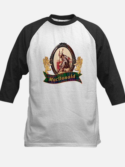 MacDonald Clan Baseball Jersey