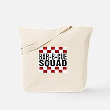 BBQ SQUAD Tote Bag